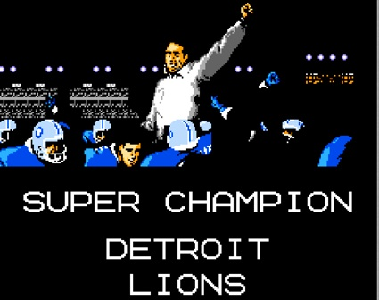 Lions Super Bowl champs