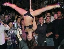 Pole Dance Competition